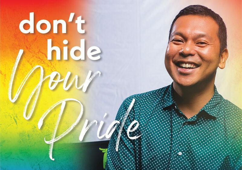 Don't Hide Your Pride